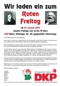 Roter Freitag der DKP