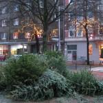Sammelstelle in der Stephanusstraße