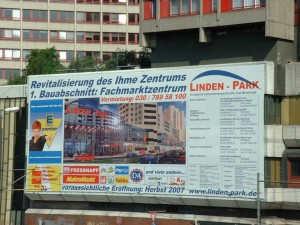 Ihmezentrum / Lindenpark 2009