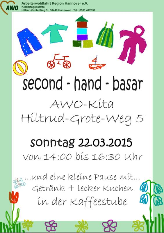 Second Hand Basar
