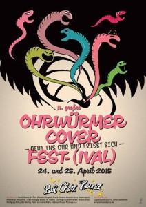 11. großes Ohrwürmer-Cover-Fest(-ival)