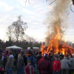 Osterfeuer Ratswiese