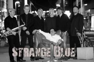 Strange Blue