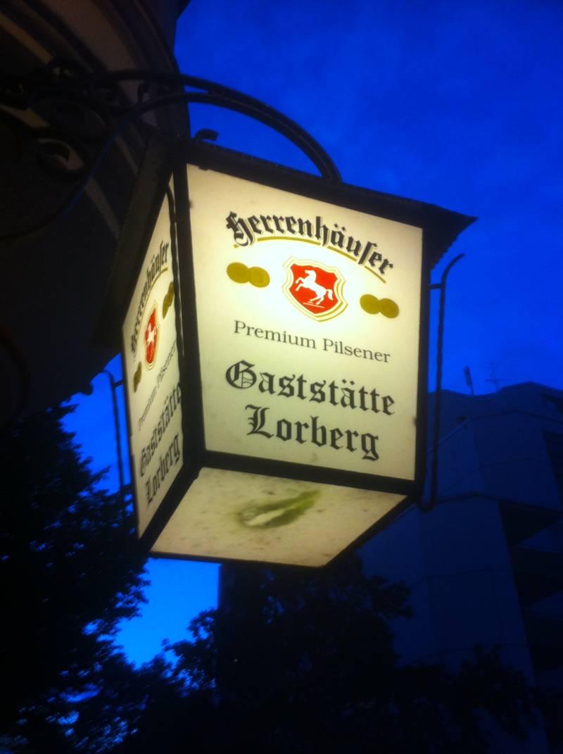 Gaststätte Lorberg