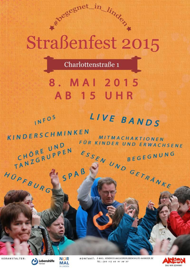 Straßenfest - #begegnet_in_Linden