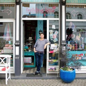 Laden auf der Deisterstraße