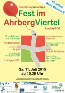 Ahrbergviertelfest