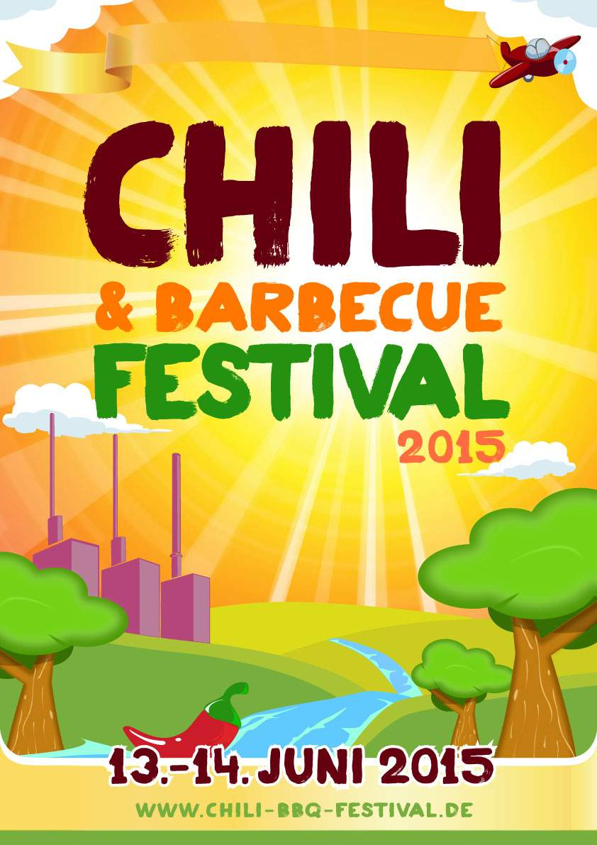 Chili & Barbecue Festival 2015