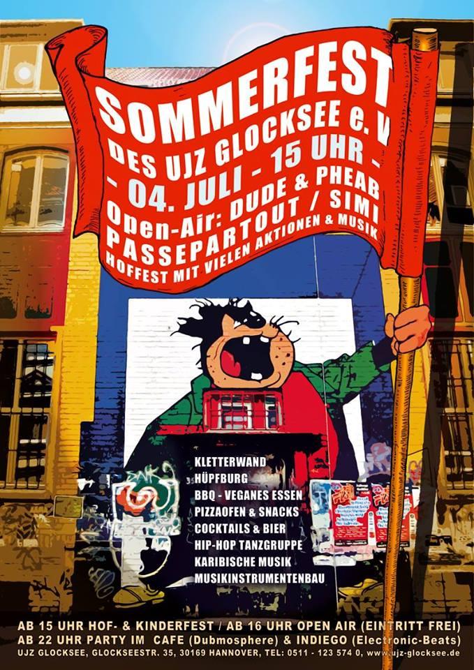 Glocksee Sommerfest 2015