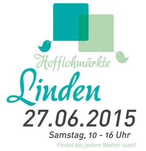 Hofflohmärkte in Linden am 27.06.2015