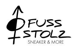 Fussstolz Logo