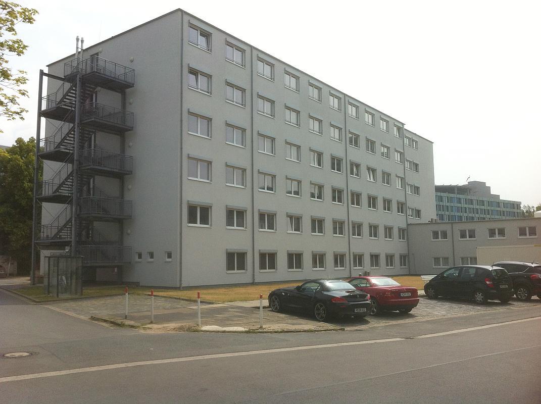 Modulgebäude am Krankenhaus Siloah
