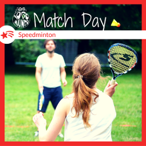 Match Day Speedminton