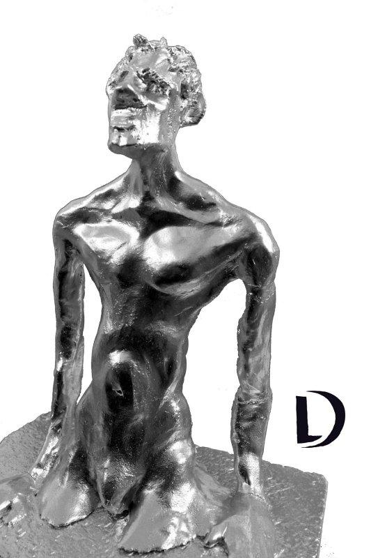 "Dirk Lorey - ""Silverback"""