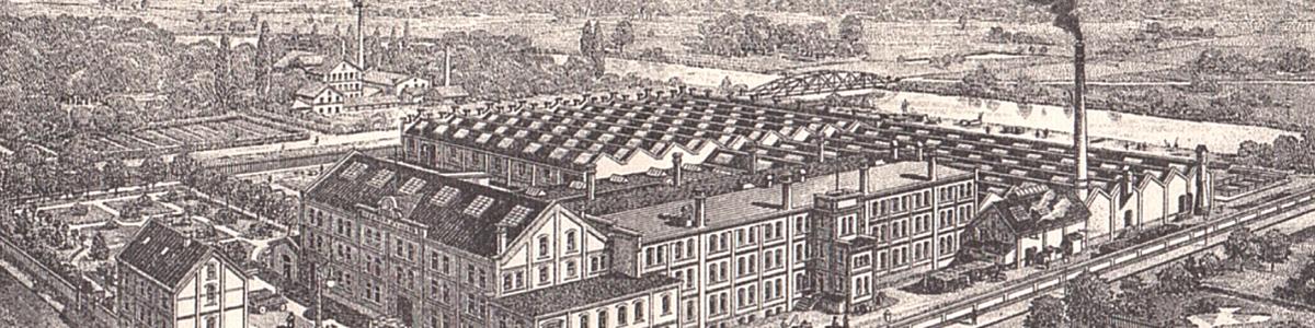 Bettfedernfabrik Werner & Ehlers