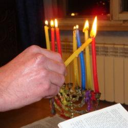 Lichterfeste - Chanukka, Advent und Weihnachten