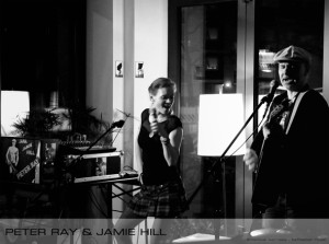 Peter Ray & Jamie Hill