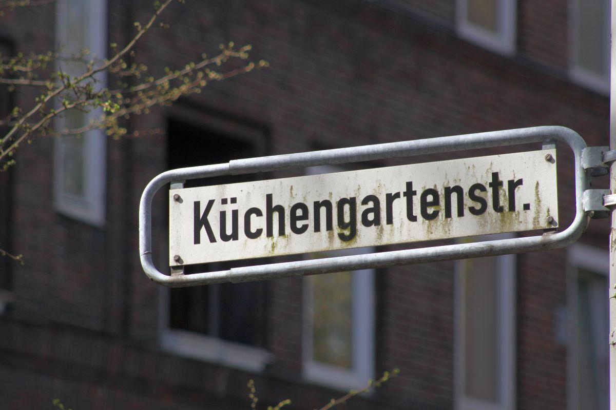 Küchengartenstraße