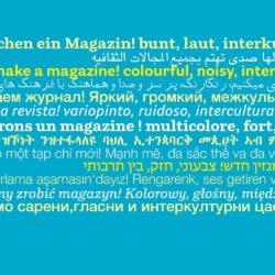 Cameo Magazin – Über das Ankommen in Hannover