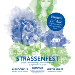 "6. Straßenfest ""Normal in Linden"""
