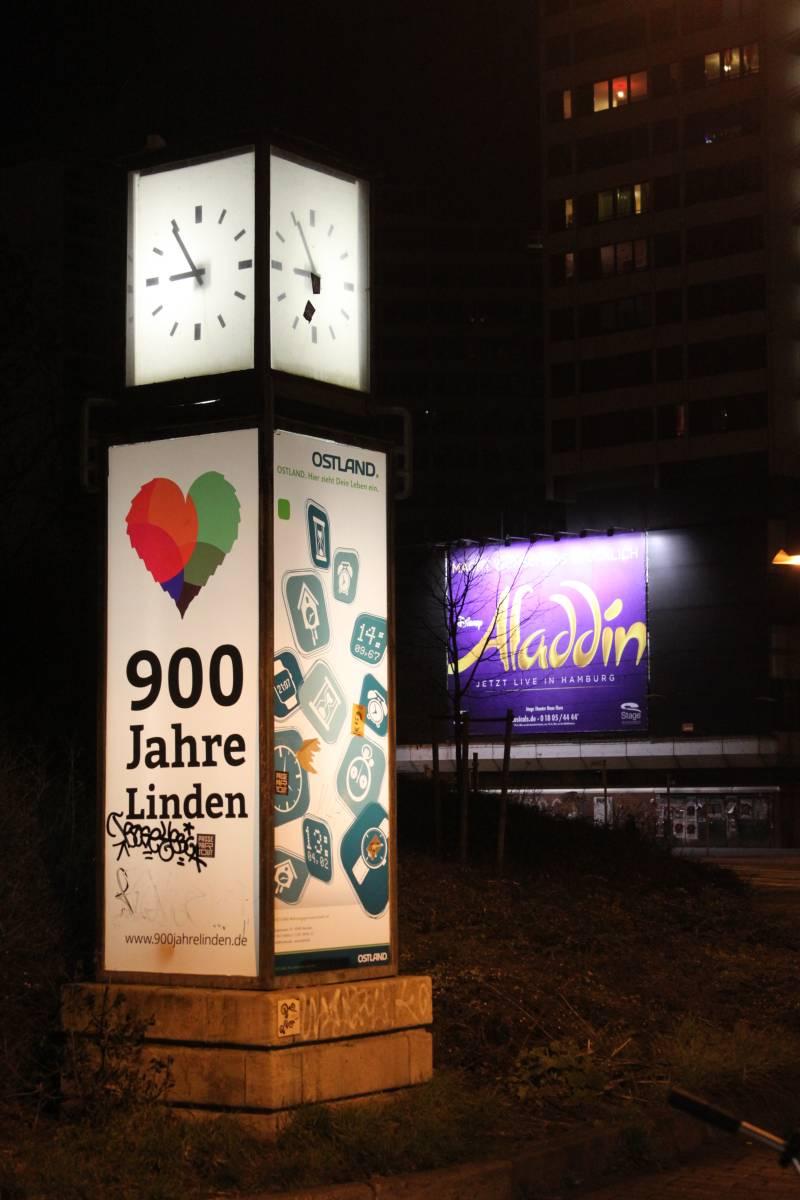 Aladdin und die Linden(wunder)lampe