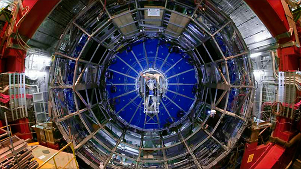The End of Time - CERN