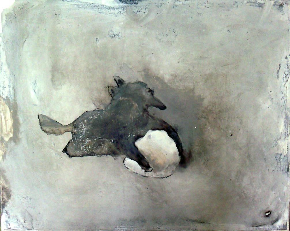 Martina Pütz - Malereien und Zeichnungen