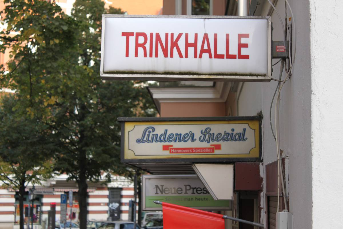 Kiosk Davenstedter Straße