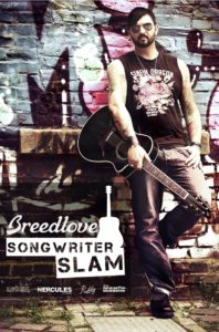 2 BREEDLOVE SONGWRITER SLAM