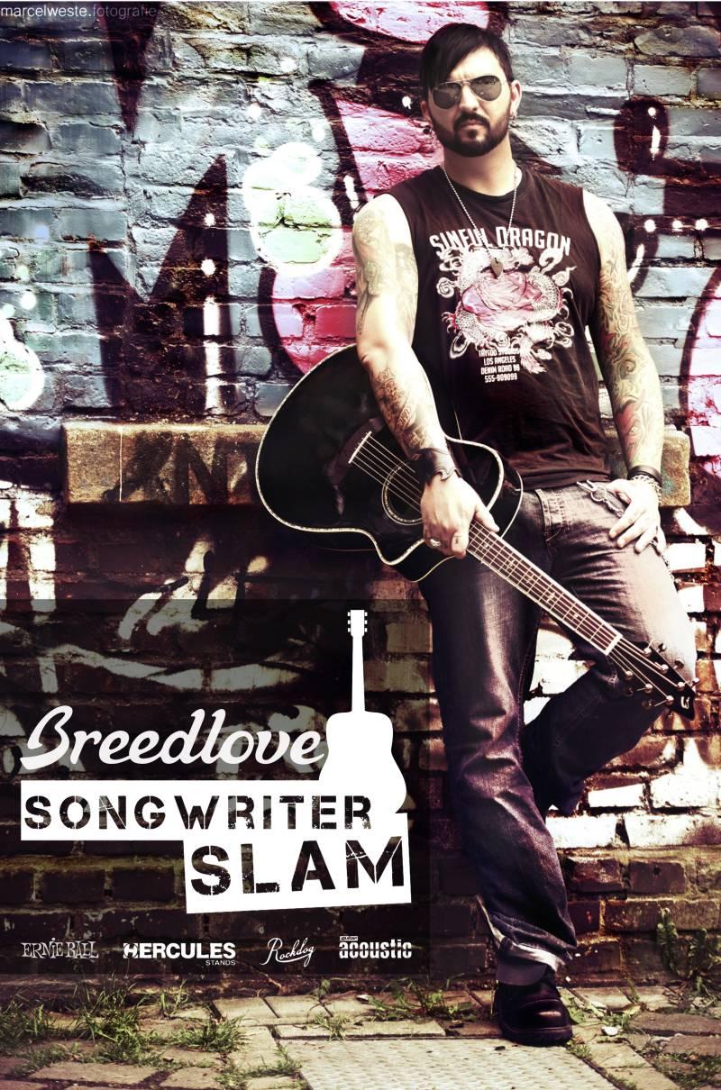 2 BREEDLOVE SONGWRITER SLAM