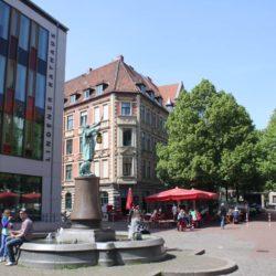 Centrum am Lindener Marktplatz