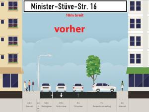 Minister-Stüve-Straße vorher