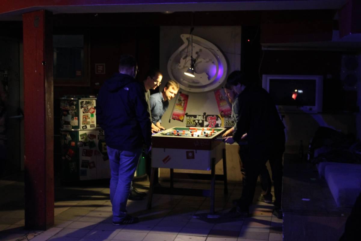Krökeln - Bei Chez Heinz