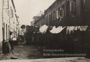 Fannystraße (Bild: Geschichtswerkstatt)