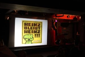 Heinz bleibt Heinz!!!