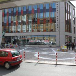 Platz da auf dem Lindener Markt