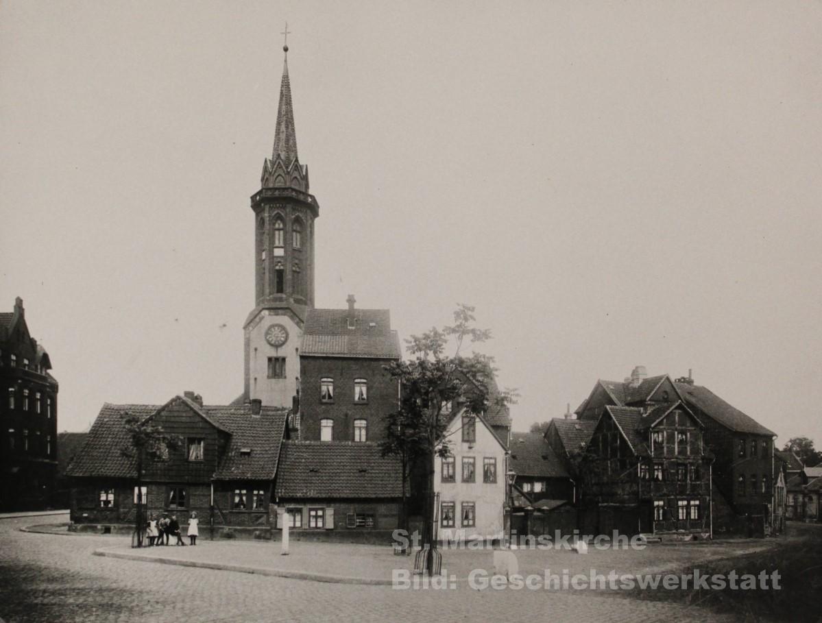 St. Martinskirche (Bild: Geschichtswerkstatt)