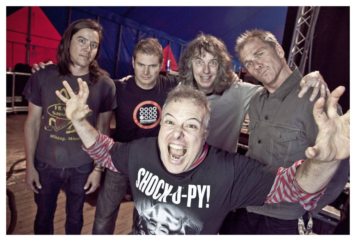 Jello Biafra and the G.S.M.