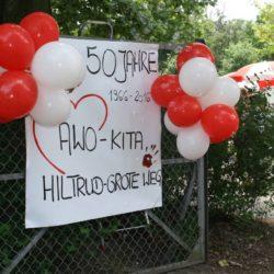 50 Jahre Kita Hiltrud-Grote-Weg