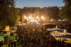 Fährmannsfest 2016 Musikbühne