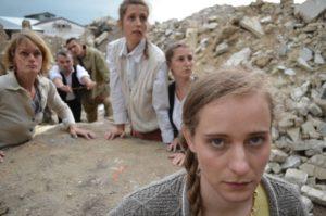 Theaterszene: Ucieczka-Flucht