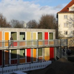 Flüchtlingsunterkunft Steigerthalstraße