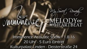 Imminence Acoustic Show