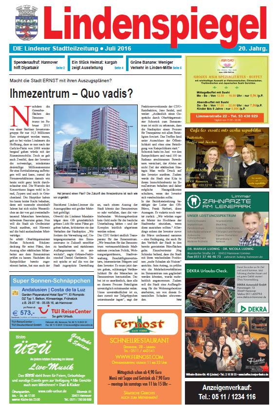 Lindenspiegel 07-2016