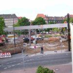 Ob die umfangreichen Bauarbeiten wieder so wie 2008 aussehen?
