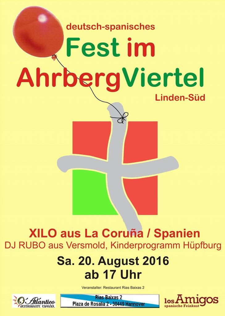 AhrbergViertel-Fest 2016