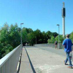 Neubau Dornröschenbrücke: Kein Ersatz für die Bauphase