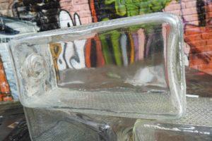 Wer hat die Beste Idee was aus Glasbausteinen werden könnte?
