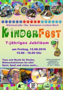 Kinderspielplatzfest 2016