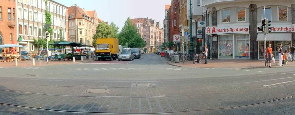 Lindener Markt 2005